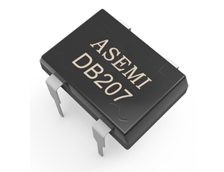 DB207/DB206/DB205/DB204/DB203/DB202/DB201  ASEMI整流桥堆