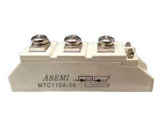 MTC110A-16,MTC90-16,MTC70-16,MTC55-16, ASEMI三相整流模块
