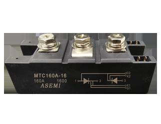 MTC160A-16, ASEMI单相相整流模块