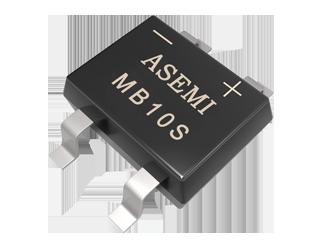 MB10S,MB8S,ASEMI贴片整流桥,高档品质LED驱动器电源适配整流桥,50MIL芯片MB10S
