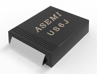 【ES6J-SMC】ES6JC/ES6DC/ES6EC/ES6GC/ES6KC/ES6MC  ASEMI超快恢复二极管