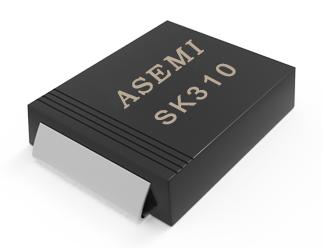 [SK310-SMC] SK310C/SK315C/SK320C/SK38C/SK36C/SK34C  ASEMI肖特基二极管