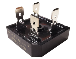 S25VB100/S25VB80/S25VB60/S25VB40,ASEMI整流桥,适配电动工具、液压升降装置方案