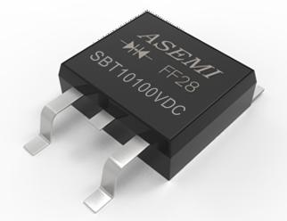 SBT10100VDC,SBT10150VDC,SBT1060VDC,SBT1045VDC,ASEMI低压降贴片肖特基二极管